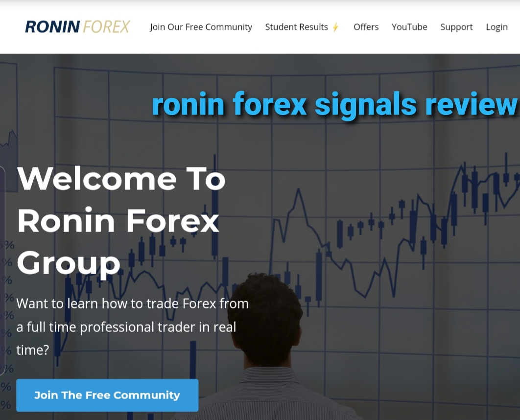 Ronin forex signals review