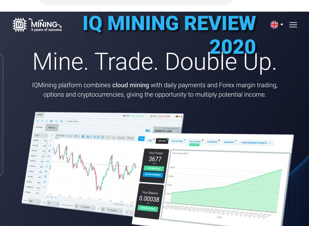 IQ mining review