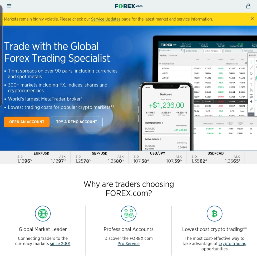 Fxctraders.com review