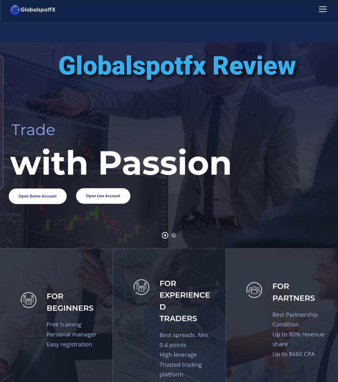 Globalspotfx review