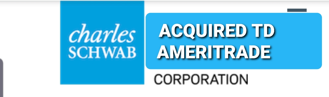 Charles Schwab acquired td Ameritrade