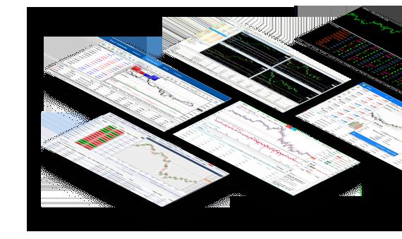Forex.com trading platform