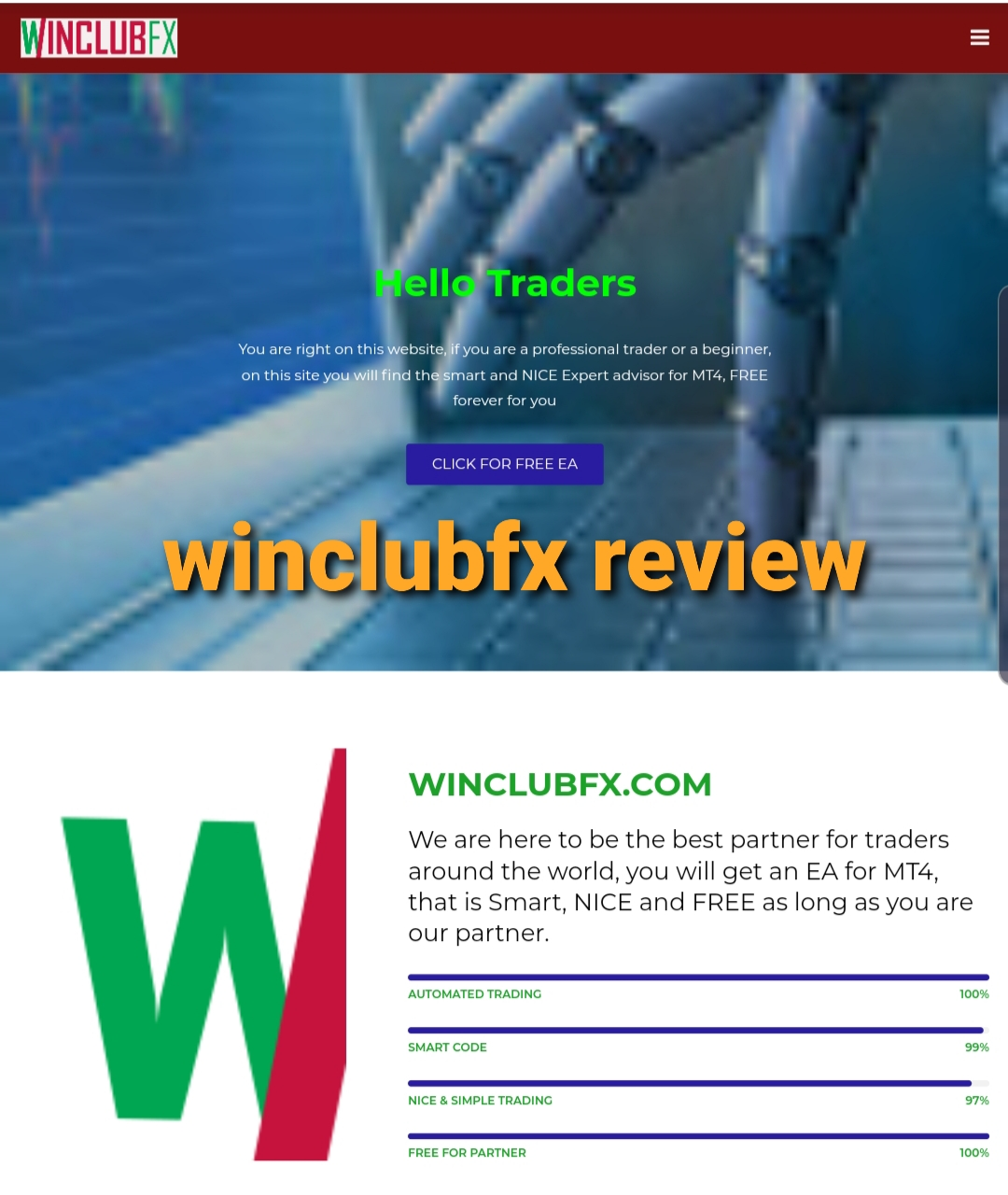 Winclubfx review