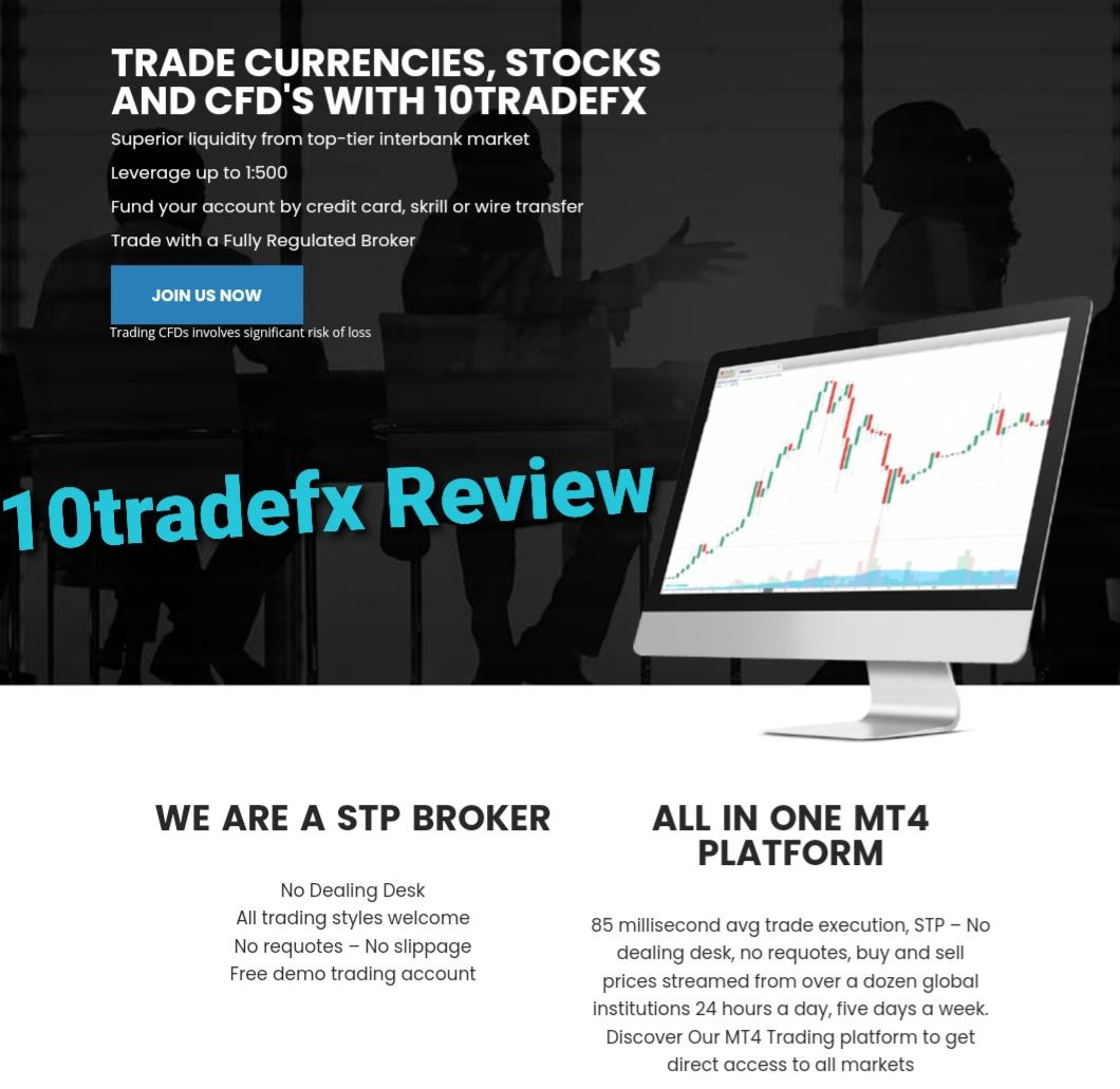 10tradefx broker