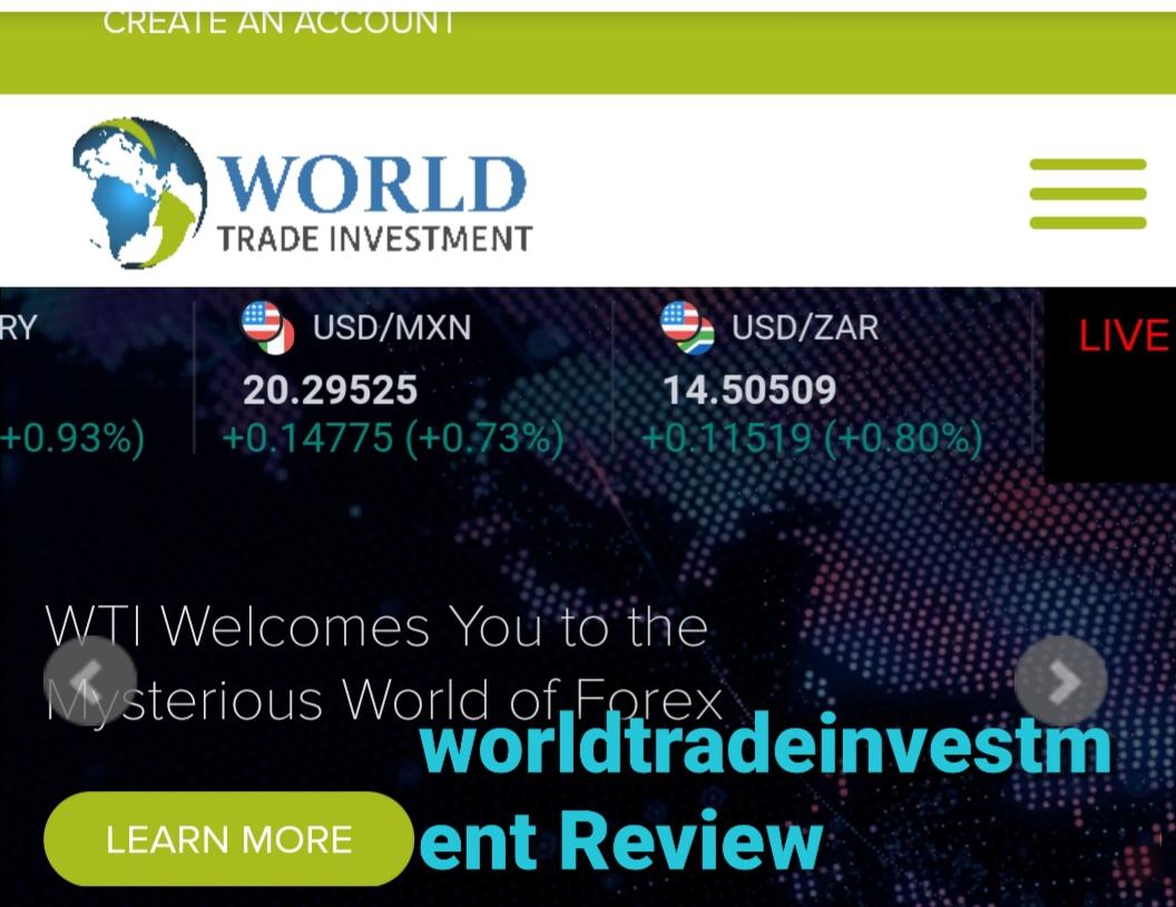 Worldtradeinvestment