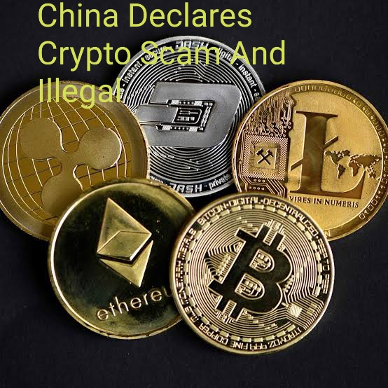 China banned Cryptocurrency